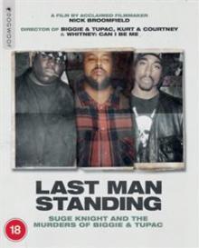 DOCUMENTARY  - BRD LAST MAN STANDING [BLURAY]
