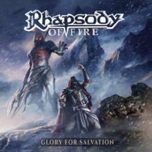 RHAPSODY OF FIRE  - CDG GLORY OF SALVATION