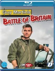 TV SERIES  - BRD GUY MARTIN'S BATTLE OF.. [BLURAY]