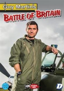 TV SERIES  - DVD GUY MARTIN'S BATTLE OF..