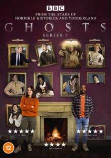 TV SERIES  - DVD GHOSTS S3