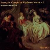 COUPERIN  - CD KEYBOARD MUSIC 3