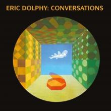 DOLPHY ERIC  - VINYL CONVERSATIONS -COLOURED- [VINYL]