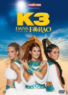 K3  - DVD DANS VAN DE FARAO