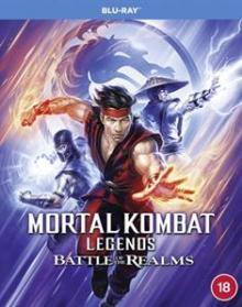 MORTAL KOMBAT LEGENDS  - BRD BATTLE OF THE REALMS [BLURAY]