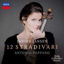 JANSEN JANINE  - CD 12 STRADIVARI