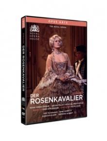 KANAWA KIRI TE  - DVD STRAUSS: DER ROSENKAVALIE