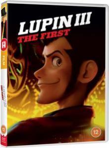 ANIME  - DVD LUPIN III: THE FIRST