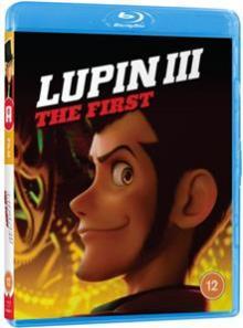 ANIME  - BRD LUPIN III: THE FIRST [BLURAY]