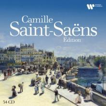 SAINT-SAENS C.  - 34xCD CAMILLE.. -BOX SET-