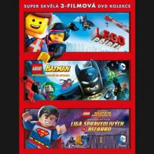 FILM  - Lego kolekce 3DVD