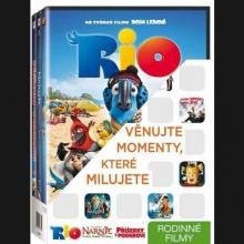 FILM  - Rodinné 1 (Rio, Let..