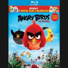 FILM  - Angry Birds ve filmu 3D + 2D BLU-RAY