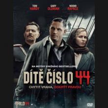 FILM  - DÍTĚ číslo 44 (Child 44) DVD