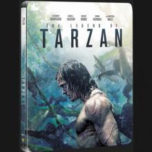 FILM  - Legenda o Tarzanovi ..