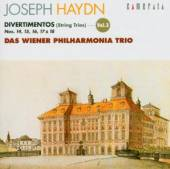 HAYDN JOSEPH  - CD DIVERTIMENTOS VOL.3