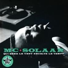 MC SOLAAR  - VINYL QUI SEME LE.. -REISSUE- [VINYL]