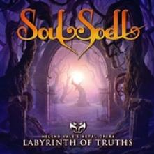 SOULSPELL  - CD LABYRINTH OF.. -REISSUE-