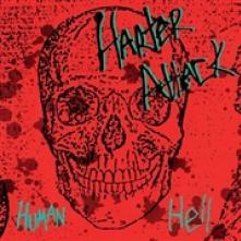 HARTER ATTACK  - VINYL HUMAN HELL [VINYL]