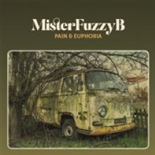 MISTER FUZZY B  - CD PAIN & EUPHORIA