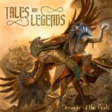 TALES AND LEGENDS  - CD STRUGGLE OF THE GODS