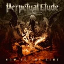 PERPETUAL ETUDE  - CD NOW IS THE TIME