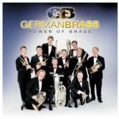 GERMAN BRASS  - CD POWER OF BRASS