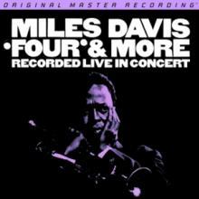 DAVIS MILES  - CD FOUR & MORE -HQ/LTD-
