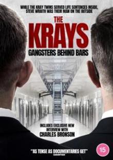 DOCUMENTARY  - DVD KRAYS: GANGSTERS BEHIND..
