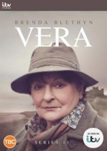VERA  - DVD SERIES 11 (EPS 1 & 2)