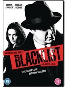 TV SERIES  - DVD BLACKLIST - SEASON 8