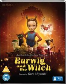 ANIMATION  - BRD EARWIG AND THE WITCH [BLURAY]