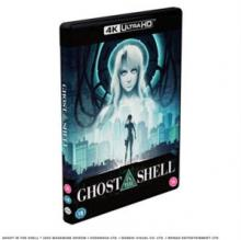 MOVIE  - BRD GHOST IN THE SHELL 4K [BLURAY]