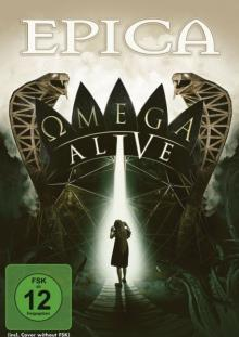 EPICA  - 2xDVD+BD OMEGA LIVE