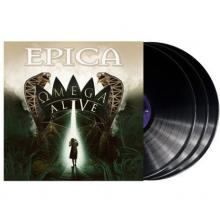 EPICA  - 3xVINYL OMEGA LIVE LTD. [VINYL]