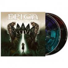 EPICA  - 2xCD OMEGA LIVE
