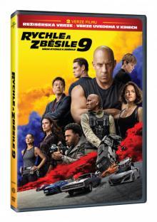 FILM  - DVD RYCHLE A ZBESILE 9