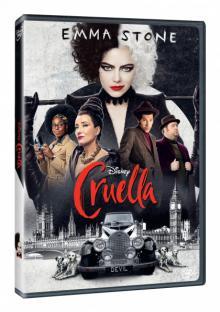 FILM  - DVD CRUELLA