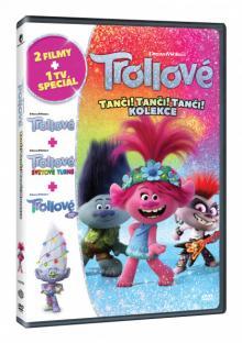 FILM  - 3xDVD TROLLOVE: TANC..