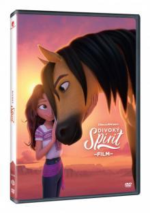 FILM  - DVD DIVOKY SPIRIT (SK)