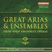 BANKS  - CD GREAT ARIAS & ENSEMBLES