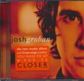 GROBAN JOSH  - CD CLOSER
