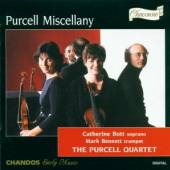 PURCELL QUARTET  - CD PURCELL MISCELLANY