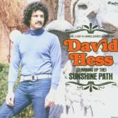 HESS DAVID  - CD CLIMBING UP THE SUNSHINE PATH