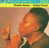 RANKS SHABBA  - CD GOLDEN TOUCH