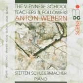 WEBERN A.  - CD PIANO MUSIC:ANTON WEBERN