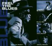 VARIOUS  - 3xCD FEEL THE BLUES