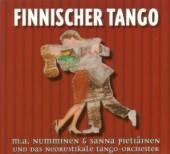 NUMMINEN M. A./SANNA PIE  - CD FINNISCHER TANGO