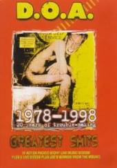 D O A  - DVD GREATEST SHITS 1978-98