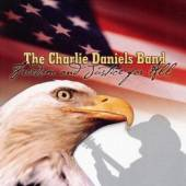 DANIELS CHARLIE  - CD FREEDOM & JUSTICE FOR ALL